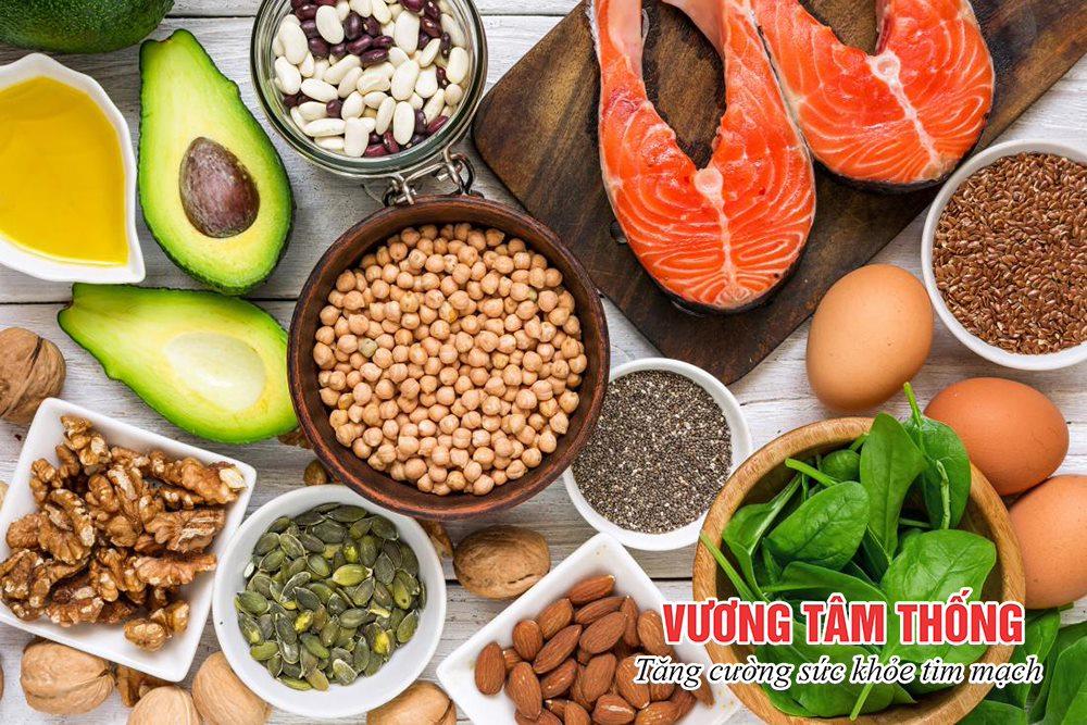 ệnh suy tim nên ăn gì? – Thực phẩm giàu Omega-3